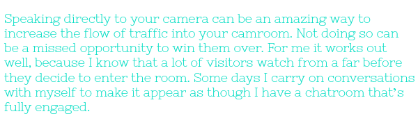 camgirl tips camhustlers