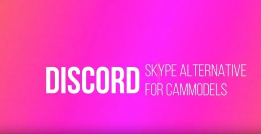 discord for cammodels